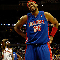 2.27.06.Detroit Pistons at Cleveland Cavaliers
