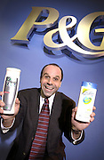 Before joining Kaz, Julien spent 15 years at Procter & Gamble