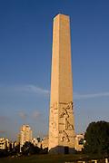 Sao Paulo_SP, Brasil...Obelisco, simbolo da Revolucao Constitucionalista de 1932, no Parque do Ibirapuera...The Obelisk of Sao Paulo, symbol of the Constitutionalist Revolution of 1932 in Ibirapuera Park...Foto: MARCUS DESIMONI / NITRO