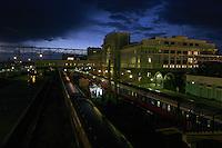 Jernbanestasjon, railway station