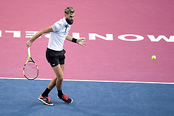 February 6, 2019 - Montpellier, France, FRANCE - Benoit Paire  (Credit Image: © Panoramic via ZUMA Press)