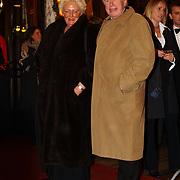 Premiere de Passievrucht, Hero Muller en vrouw