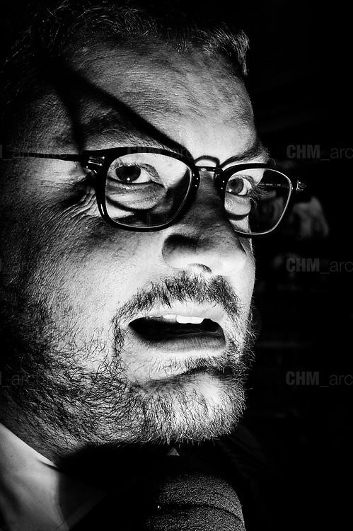 Gennaro Migliore. Rome 10 April 2018. Christian Mantuano / OneShot