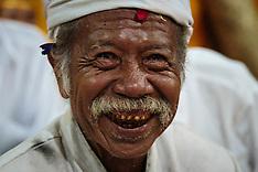 Balinese Priests