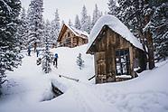 Skiing - Stoke and Awe, Mount Hayden Backcountry Lodge