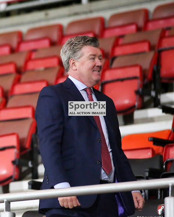Geoff stelling During Bournemouth vs Manchester United on Saturday the 12th December 2015.