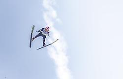 23.02.2019, Bergiselschanze, Innsbruck, AUT, FIS Weltmeisterschaften Ski Nordisch, Seefeld 2019, Skisprung, Herren, im Bild Stefan Kraft (AUT) // Stefan Kraft of Austria during the men's Skijumping HS130 competition of FIS Nordic Ski World Championships 2019. Bergiselschanze in Innsbruck, Austria on 2019/02/23. EXPA Pictures © 2019, PhotoCredit: EXPA/ JFK