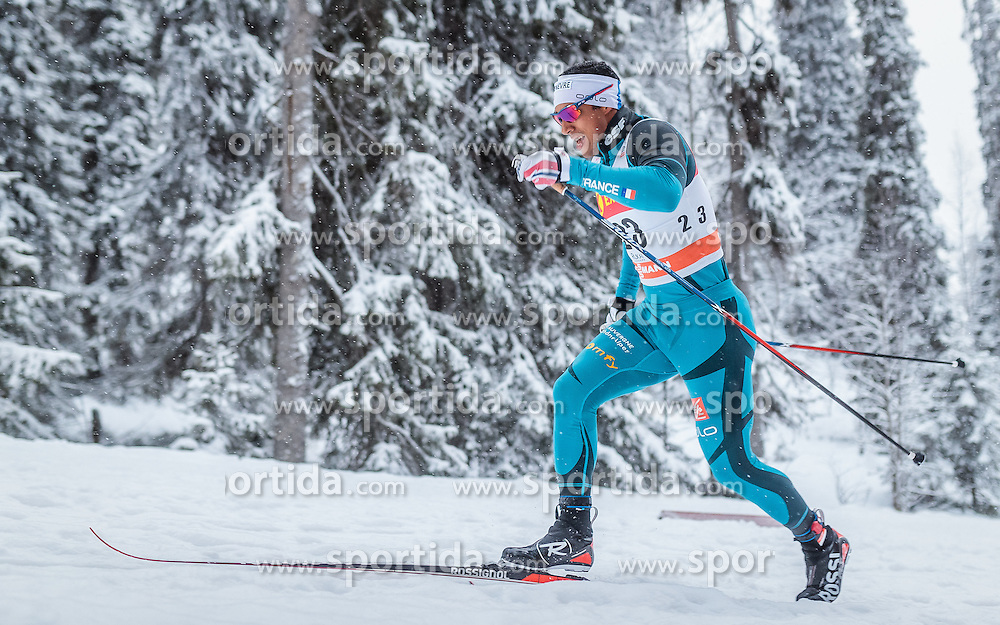 26.11.2016, Nordic Arena, Ruka, FIN, FIS Weltcup Langlauf, Nordic Opening, Kuusamo, Herren, im Bild Richard Jouve (FRA) // Richard Jouve of France during the Mens FIS Cross Country World Cup of the Nordic Opening at the Nordic Arena in Ruka, Finland on 2016/11/26. EXPA Pictures © 2016, PhotoCredit: EXPA/ JFK