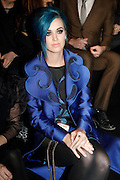 02.MARCH.2012. PARIS<br /> <br /> KATY PERRY ATTENDING THE VICTOR &amp; ROLF FASHION SHOW READY TO WEAR FALL WINTER 2012/2013 IN PARIS, FRANCE<br /> <br /> BYLINE: EDBIMAGEARCHIVE.COM<br /> <br /> *THIS IMAGE IS STRICTLY FOR UK NEWSPAPERS AND MAGAZINES ONLY*<br /> *FOR WORLD WIDE SALES AND WEB USE PLEASE CONTACT EDBIMAGEARCHIVE - 0208 954 5968*