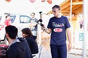 Marco Cremonini<br /> Raduno Nazionale Maschile Senior<br /> Autografi con tifosi<br /> Folgaria, 27/07/2017<br /> Foto Ciamillo-Castoria/ M. Brondi
