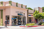 Retail Shops at Valley Mall in El Monte