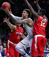 NCAA Basketball - Notre Dame  Fighting Irish vs Stony Brook - South Bend, IN