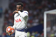 Danny Rose of Tottenham Hotspur during the Champions League Final match between Tottenham Hotspur and Liverpool at Tottenham Hotspur Stadium, London, United Kingdom on 1 June 2019.