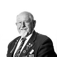 Glynn Winterbottom, Army - REME, 1960-1982, WO2, Borneo, Veterans Portrait Project UK, London, England