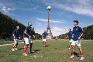 Futbol para la pared