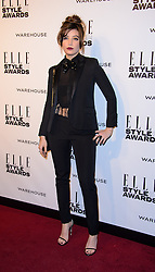 DAISY LOWE attends the ELLE Style Awards 2014. One Embankment, London, United Kingdom. Tuesday, 18th February 2014. Picture by i-Images
