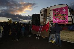 Auch nach der Anti-Atom-Kundgebung in Splietau bei Dannenberg gehen die Proteste im Wendland weiter.  <br /> <br /> Ort: Splietau<br /> Copyright: Andreas Conradt<br /> Quelle: PubliXviewinG