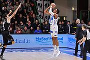 DESCRIZIONE : Campionato 2014/15 Dinamo Banco di Sardegna Sassari - Dolomiti Energia Aquila Trento<br /> GIOCATORE : Kenneth Kadji<br /> CATEGORIA : Tiro Tre Punti Three Points Controcampo<br /> SQUADRA : Dinamo Banco di Sardegna Sassari<br /> EVENTO : LegaBasket Serie A Beko 2014/2015<br /> GARA : Dinamo Banco di Sardegna Sassari - Dolomiti Energia Aquila Trento<br /> DATA : 04/04/2015<br /> SPORT : Pallacanestro <br /> AUTORE : Agenzia Ciamillo-Castoria/L.Canu<br /> Predefinita :