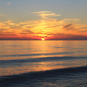 &quot;Sunset Rolls In&quot;<br /> <br /> A glorious Lake Michigan sunset!!<br /> <br /> Sunset images by Rachel Cohen