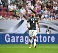 Sami Khedira of Germany during the International Friendly match at WWK Arena, Augsburg<br /> Picture by EXPA Pictures/Focus Images Ltd 07814482222<br /> 27/05/2016<br /> ***UK &amp; IRELAND ONLY***<br /> EXPA-EIB-160530-0185.jpg