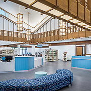 HGA- Arden Library Renovation