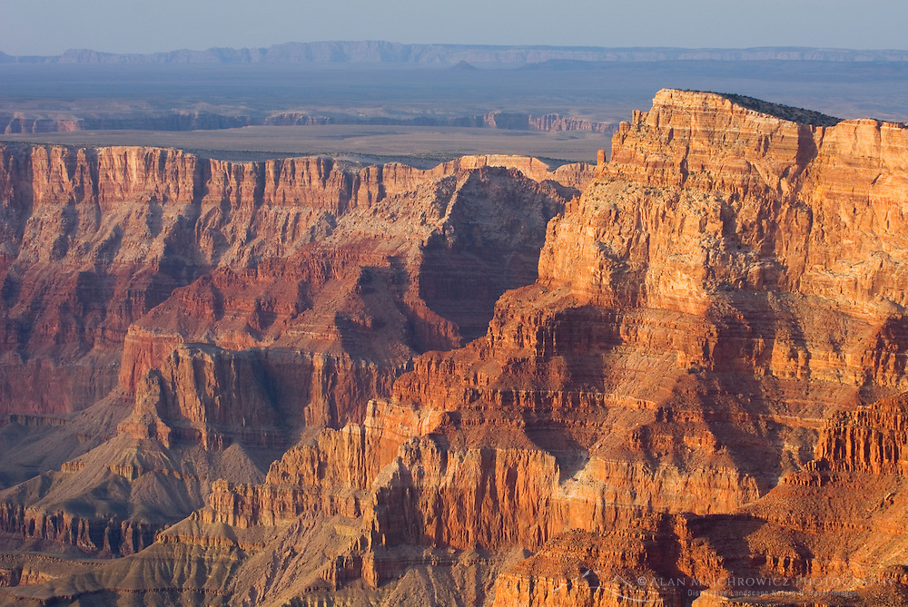 View of the Grand Canyon from Desert View Point, Grand Canyon National Park Arizona