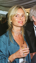 Actress MARYAM D'ABO at a party in London on 5th June 1999.MSX 110