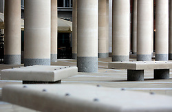 UK ENGLAND LONDON 25DEC05 - Empty Paternoster Square near St. Paul's Cathedral in the city of London during Christmas Day.. . jre/Photo by Jiri Rezac. . © Jiri Rezac 2005. . Contact: +44 (0) 7050 110 417. Mobile:  +44 (0) 7801 337 683. Office:  +44 (0) 20 8968 9635. . Email:   jiri@jirirezac.com. Web:    www.jirirezac.com. . © All images Jiri Rezac 2005 - All rights reserved.