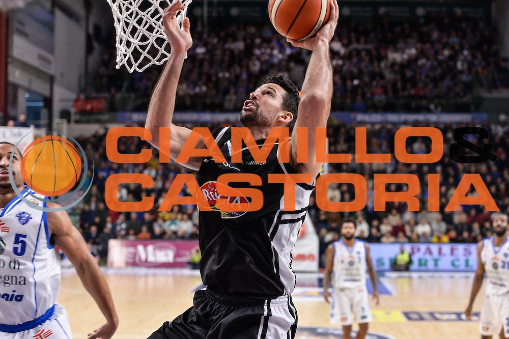 Mitchell Watt<br /> Banco di Sardegna Dinamo Sassari - Pasta Reggia Juve Caserta<br /> LegaBasket Serie A 2016/2017<br /> Sassari 08/01/2017<br /> Foto Ciamillo-Castoria