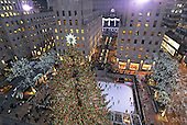 01_05_2017 Rockefeller Center Christmas Tree and Holiday Decor