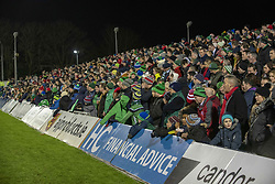 January 6, 2019 - Galway, Ireland - General view of the Sportsground during the Guinness PRO14 match between Connacht Rugby and Munster Rugby at the Sportsground in Galway, Ireland on January 5, 2019  (Credit Image: © Andrew Surma/NurPhoto via ZUMA Press)