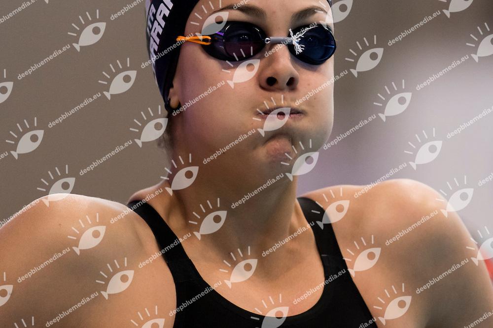CARRARO Martina ITA<br /> London, Queen Elizabeth II Olympic Park Pool <br /> LEN 2016 European Aquatics Elite Championships <br /> Swimming<br /> Women's 50m breaststroke semifinals<br /> Day 13 21-05-2016<br /> Photo Giorgio Perottino/Deepbluemedia/Insidefoto