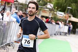 Dejan Sram competes during 3. Konjiski maraton / 3rd Marathon of Slovenske Konjice, on September 27, 2015 in Slovenske Konjice, Slovenia. Photo by Urban Urbanc / Sportida