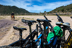 Different modes of transportation<br /> Mascota, Mexico