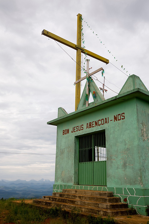 Matipo_MG, Brasil...Igreja catolica em Matipo...The catholic church in Matipo...Foto: BRUNO MAGALHAES / NITRO