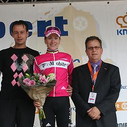 Ladiestour 2007<br />Judith Arndt wint de etappe