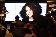 1 March 2011- New York, NY- Marsha Ambrosius perfoms at her record release party for her debut solo album  ' Late Nights and Early Mornings ' presented by J Records, DIgiwaxx, Hennessey and BET Centric and held at the Samsung Experience at The Time Warner Center on March 1, 2011 in New York City. Photo Credit: Terrence Jennings