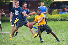 10th Annual Student vs. Alumni Flag Football Game