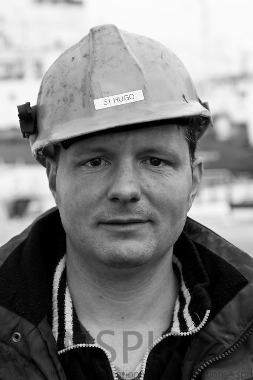Reportage from Soeby Shipyard in Denmark 3-5 January 2011. PHOTO: ERIK LUNTANG / INSPIRIT Photo.