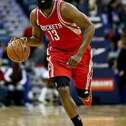01-25-2016 Houston Rockets at New Orleans Pelicans