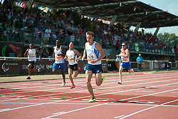VDOVIN Andrey, RUS, 200m, T37, 2013 IPC Athletics World Championships, Lyon, France