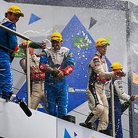 LMP2 Podium, 6 hours of Nurburgring 2017, 16/07/2017,