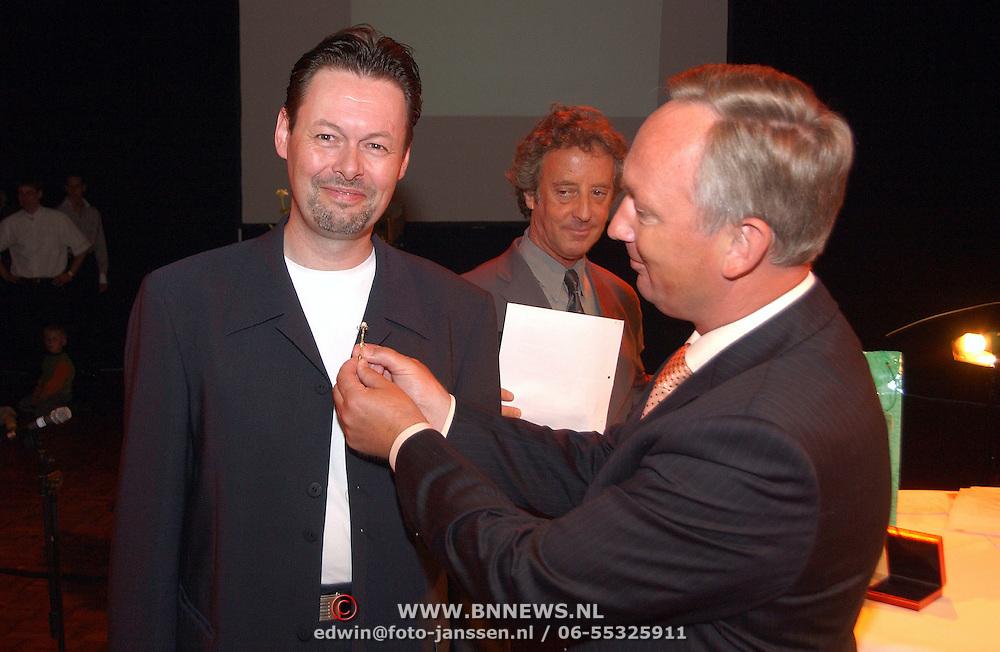 Gouden Vedel van de NBD voor Carel Kraaijenhof