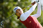 Jin Young Ko (Kor) competes during the Rolex Pro-Am of LPGA Evian Championship 2018, Day 3, at Evian Resort Golf Club, in Evian-Les-Bains, France, on September 12, 2018, Photo Philippe Millereau / KMSP / ProSportsImages / DPPI