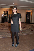 CORINNE AVAKIAN, The Foreign Sisters lunch sponsored by Avakian in aid of Cancer Research UK. The Dorchester. 15 May 2012