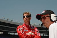 Ryan Briscoe, Rick Mears, Indy Car Series