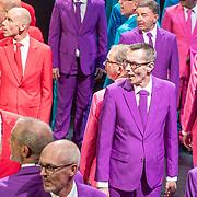 NLD/Amsterdam/20170917 - Gala van het Nederlands Theater 2017, homosexueel koor Manouvre