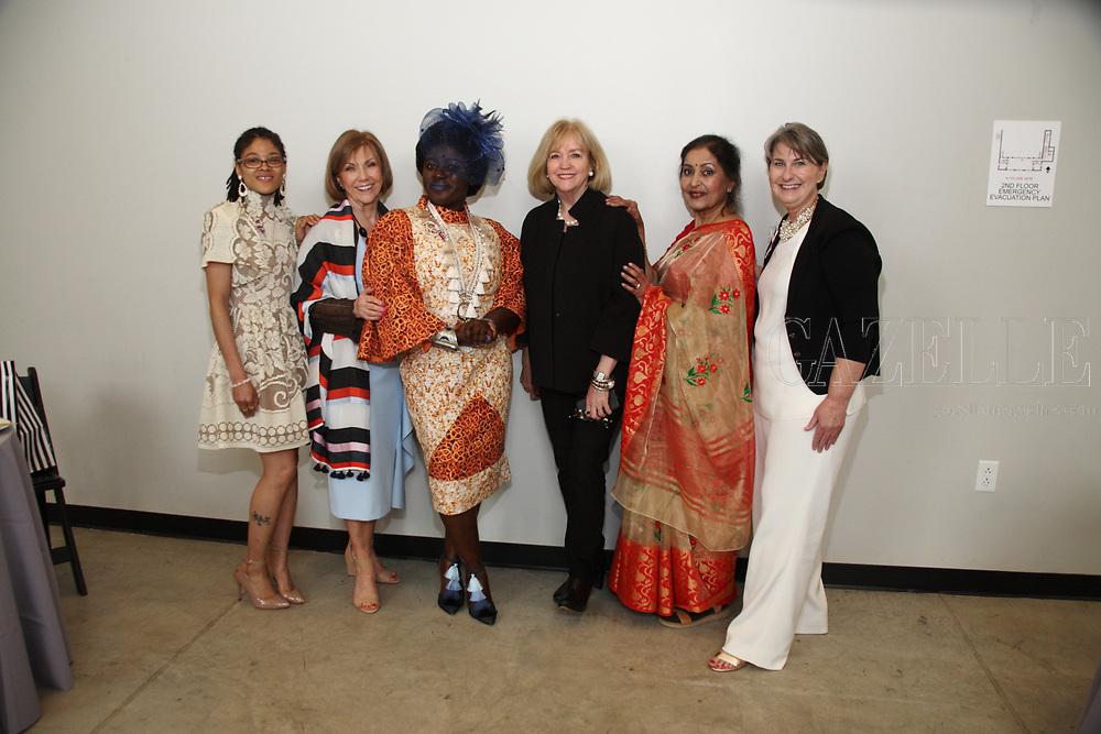 Honorees – Cheeraz Gormon, Lana Pepper, Yvonne Osei, Lyda Krewson, Asha Premachandra, Allison Felter