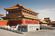 Emperor's Warehouse in the Forbidden City, Beijing, China