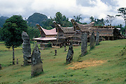 Toraja sacred buriel ground, Tana Toraja, Sulawesi, Indonesia
